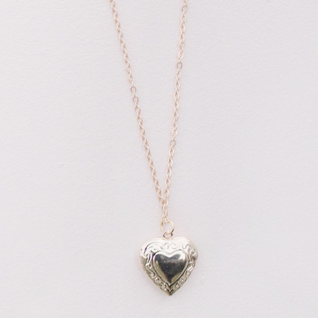 Locket Necklace-1