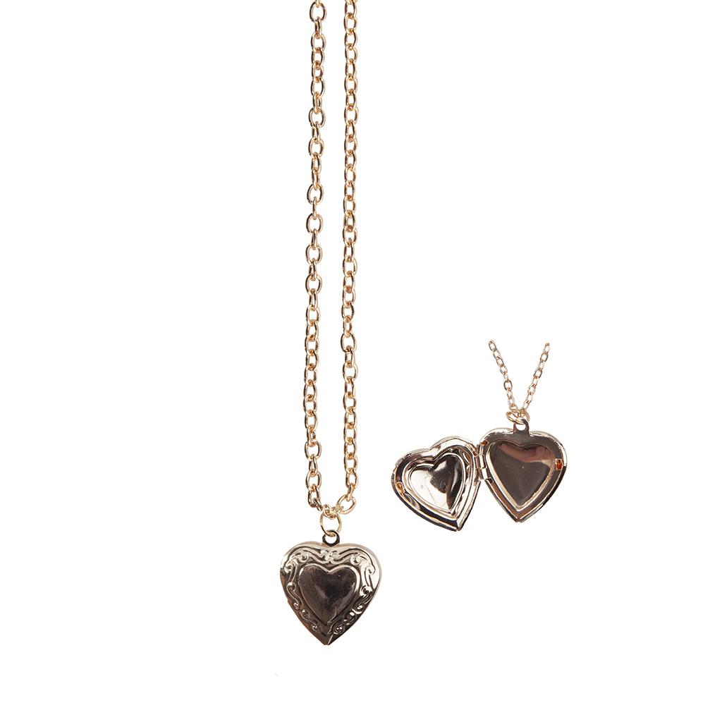 Locket Necklace-2