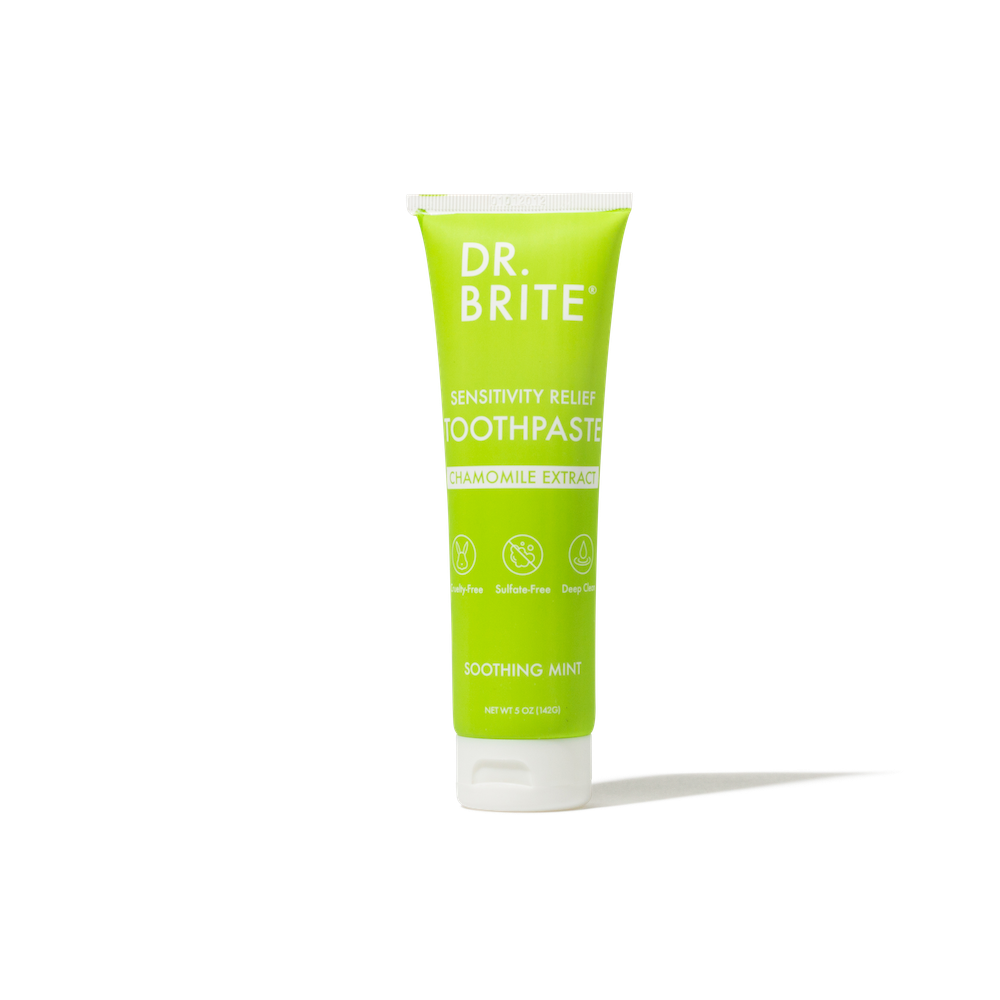 Sensitivity Relief Toothpaste - Soothing Mint-1
