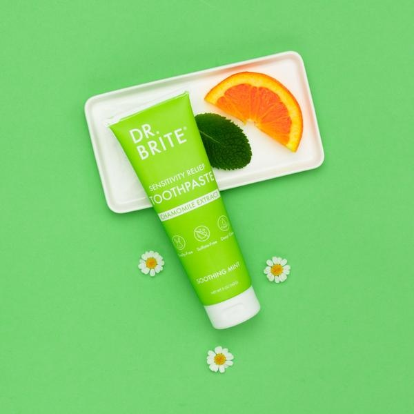 Sensitivity Relief Toothpaste - Soothing Mint-2