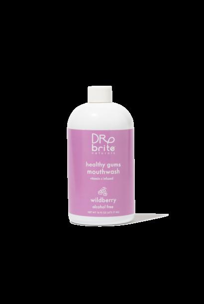 Natural Whitening Mouthwash - Wildberry