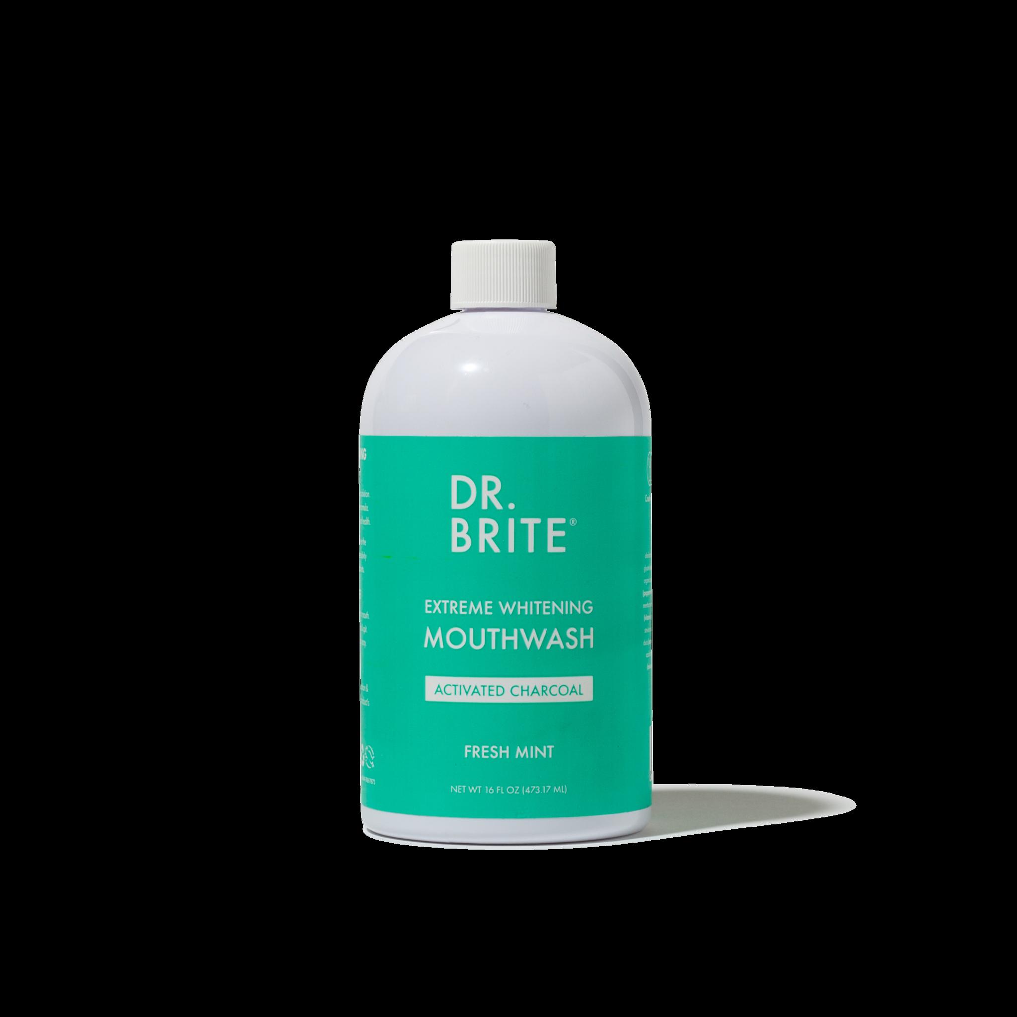 Natural Whitening Mouthwash - Mint-1