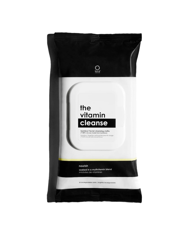 The Vitamin Cleanse - Facial Cleansing Wipes-2