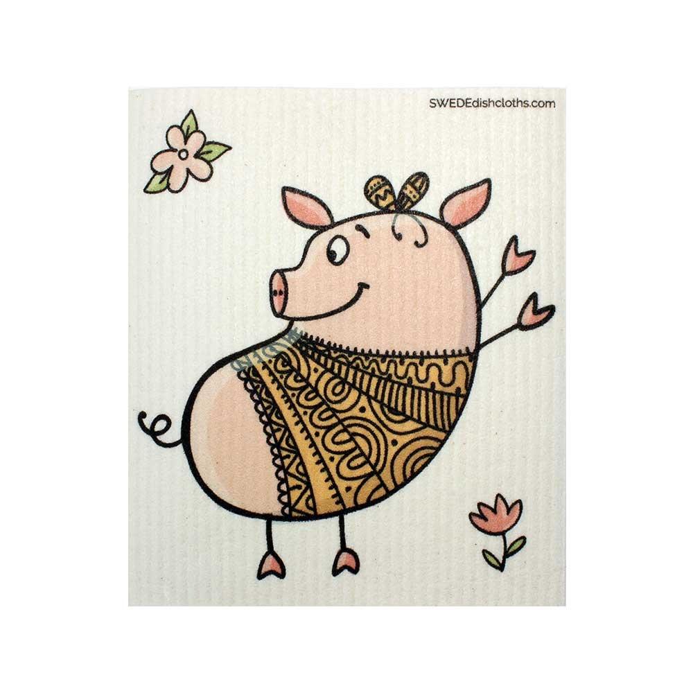 Dancing Pig-1