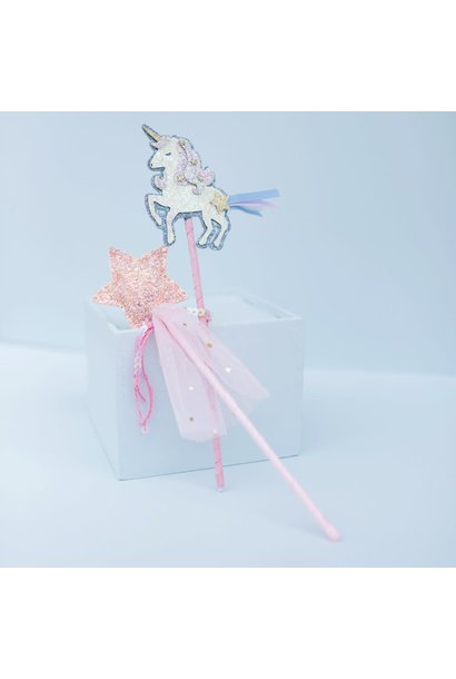 Unicorn/Star Wand