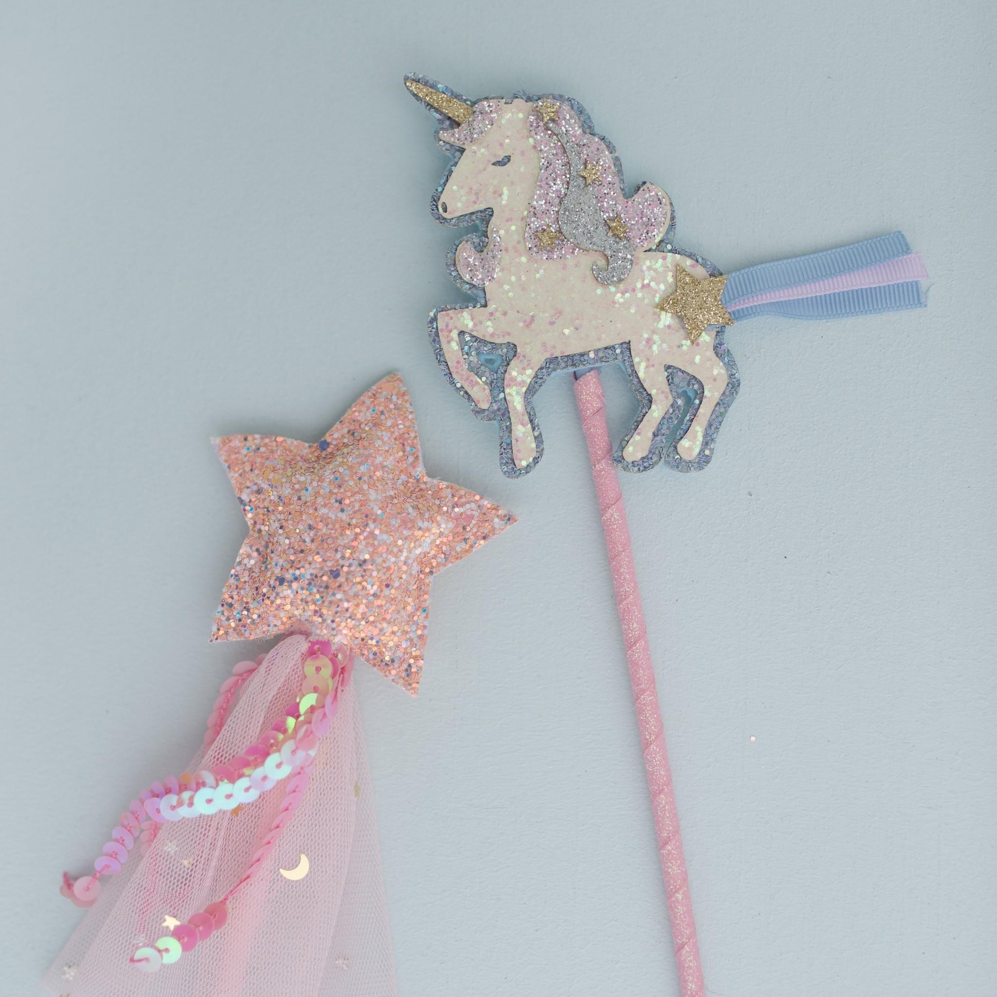Unicorn/Star Wand-3