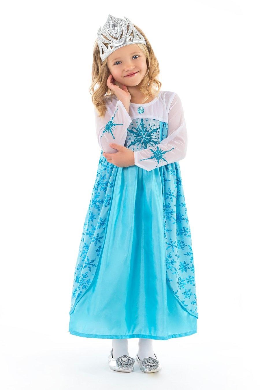 Princess Soft Crown - Ice Princess-2