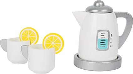 Tea Set with Kettle-1
