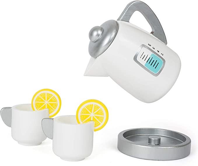 Tea Set with Kettle-2