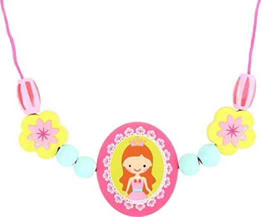 Princess Themed Threading Beads-2