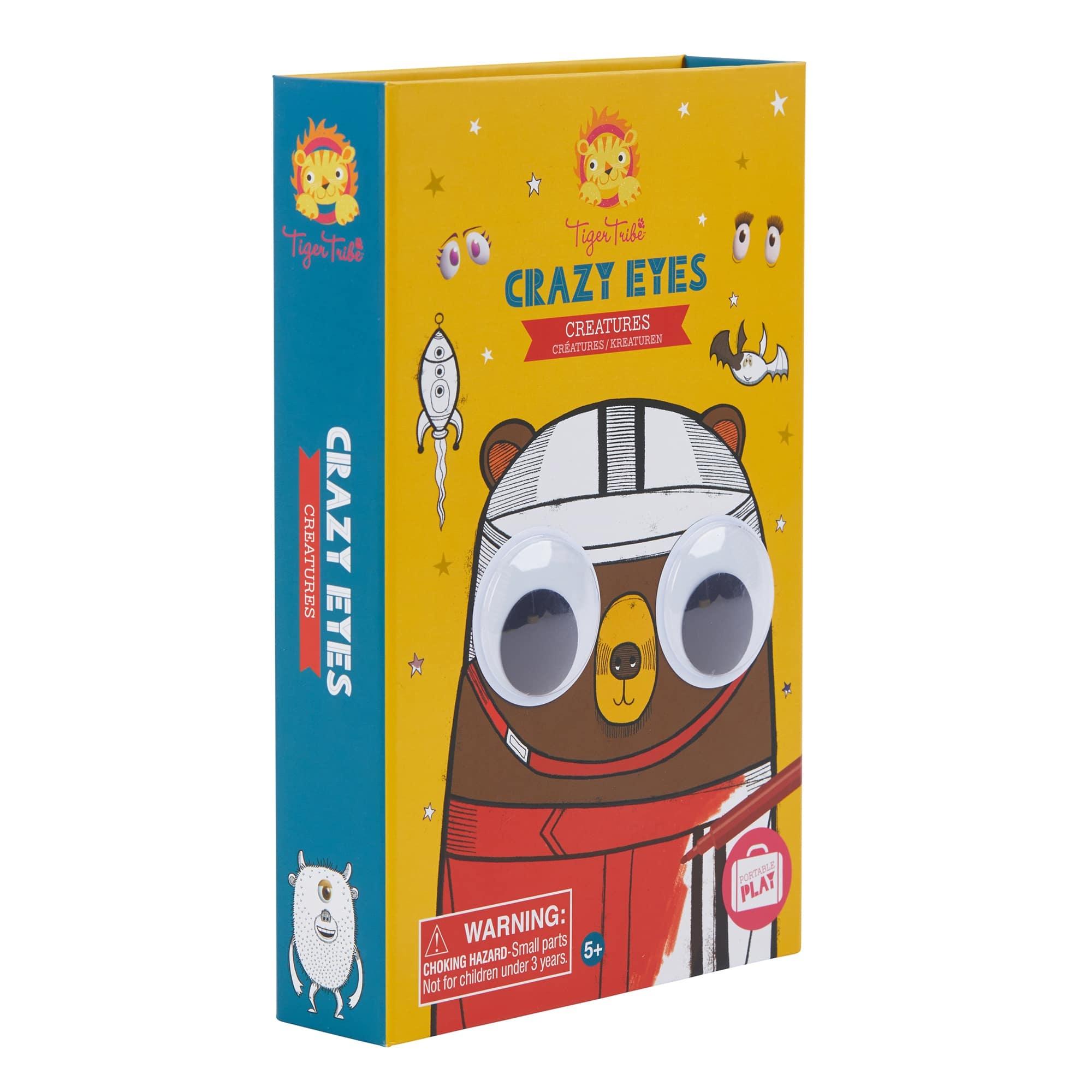 Crazy Eyes Creatures-1
