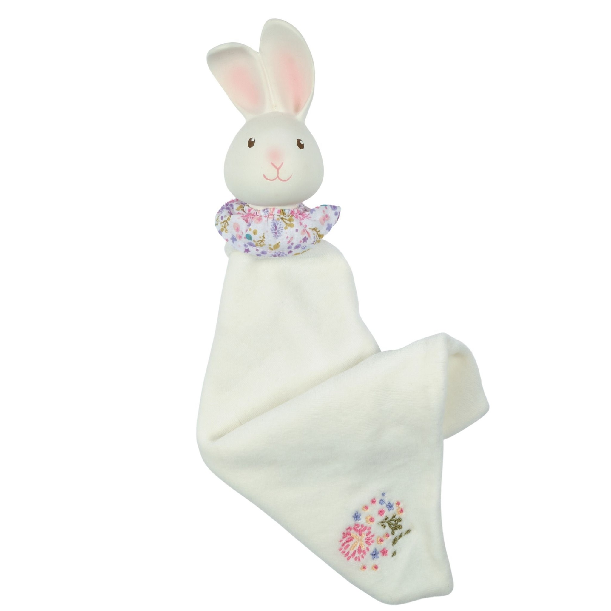 Havah the Bunny - Snuggly with Rubber Head-3