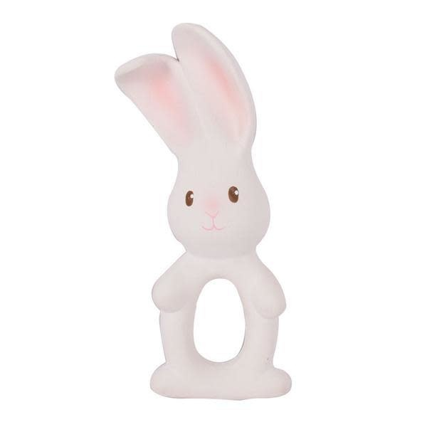 Havah the Bunny - Natural Rubber Teether-1