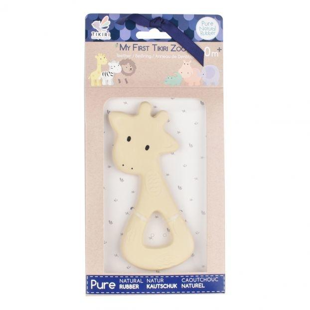 Giraffe - Organic Natural Rubber Teether-2