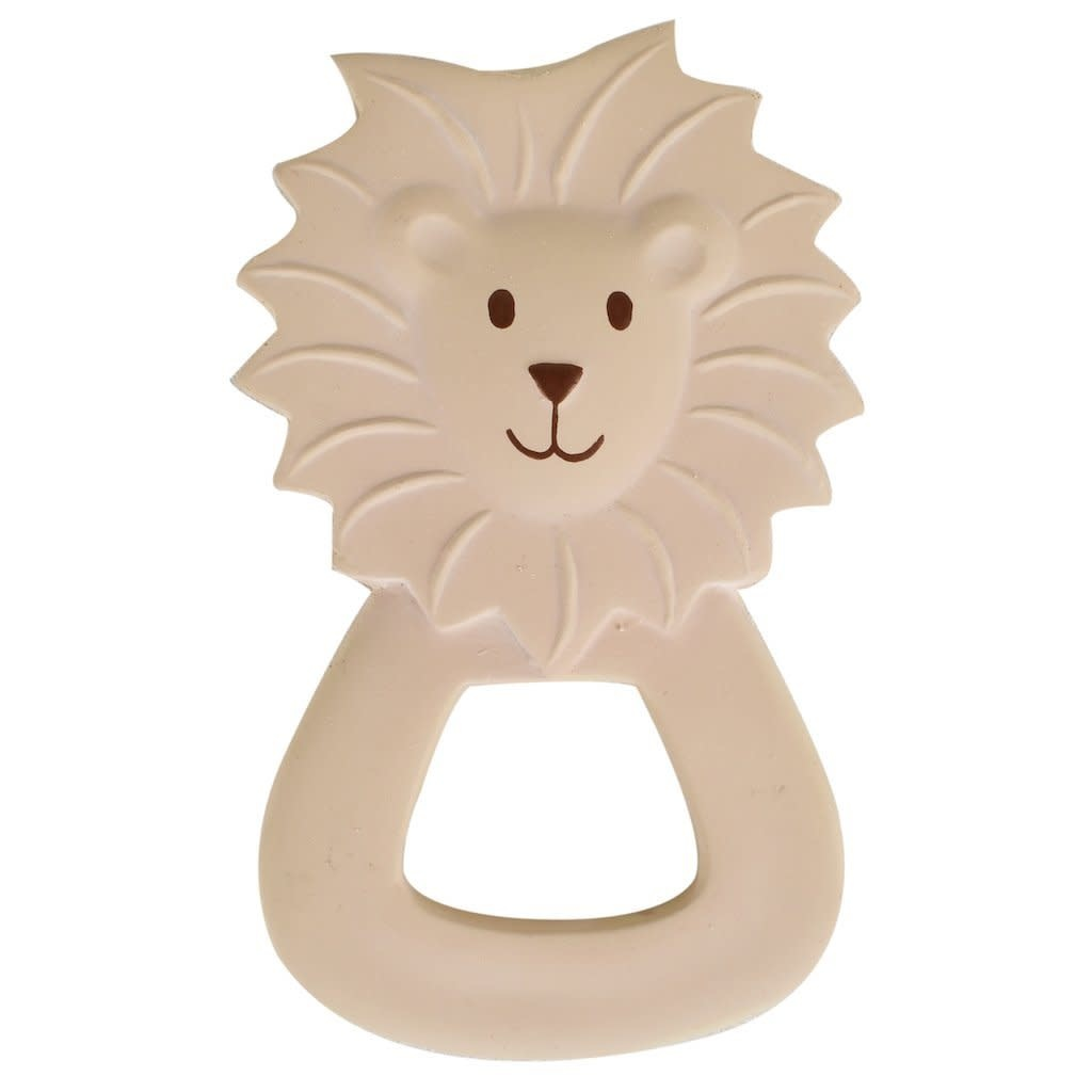 Lion - Organic Natural Rubber Teether-1