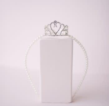 Pretty Petite Crown Headband-1