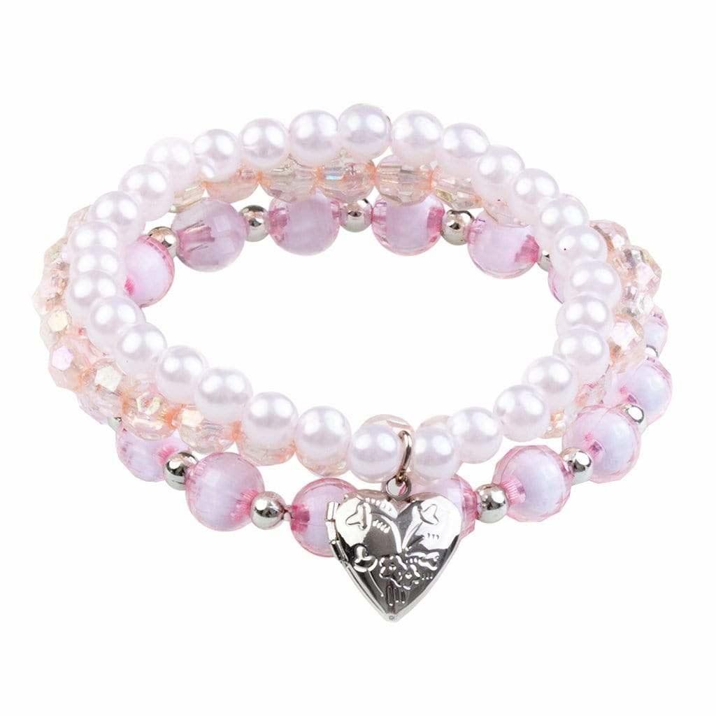 Lovely Locket Bracelet Set-1