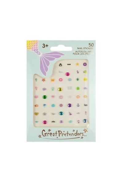 Mermaid Nail Stickers