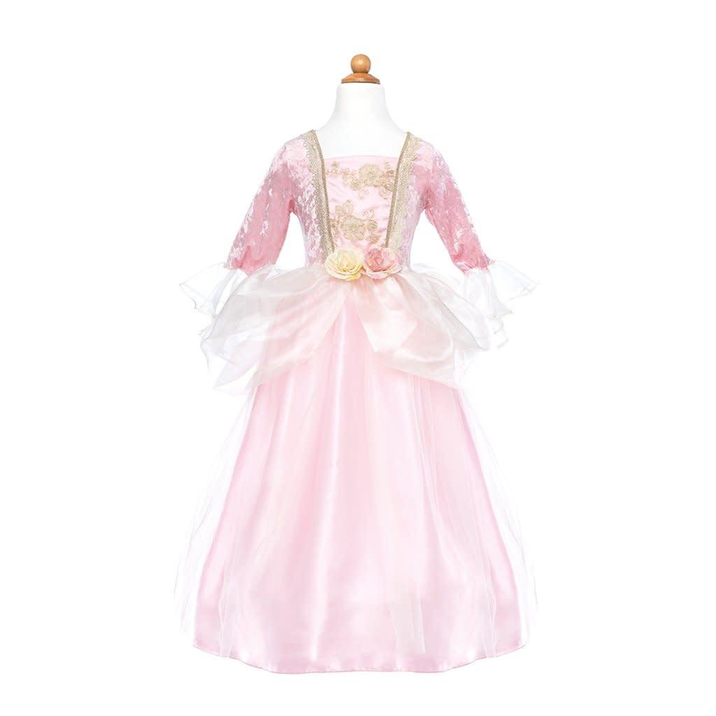 Pink Rose Princess Dress-1