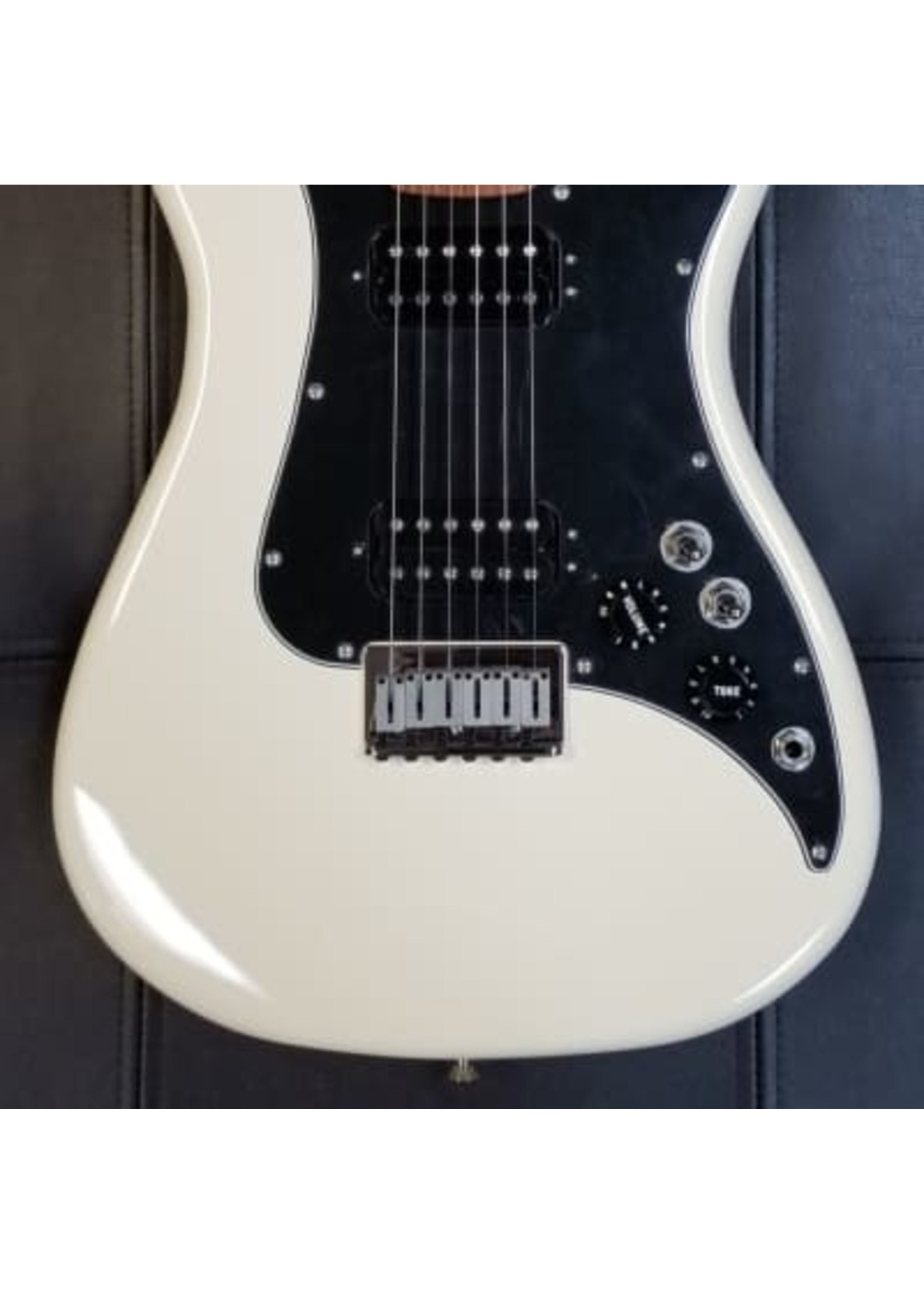 """FENDER Fender Player Lead III  """"Olympic White"""" Electric Guitar"""