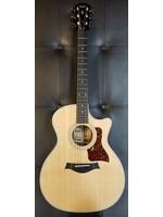 Taylor Guitars TAYLOR 414CE V-CLASS SITKA SPRUCE/OVANGKOL A/E W/CS