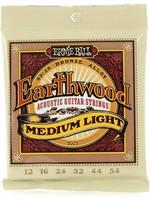 ERNIE BALL ERNIE BALL EARTHWOOD 80/20 MED LT 12-54