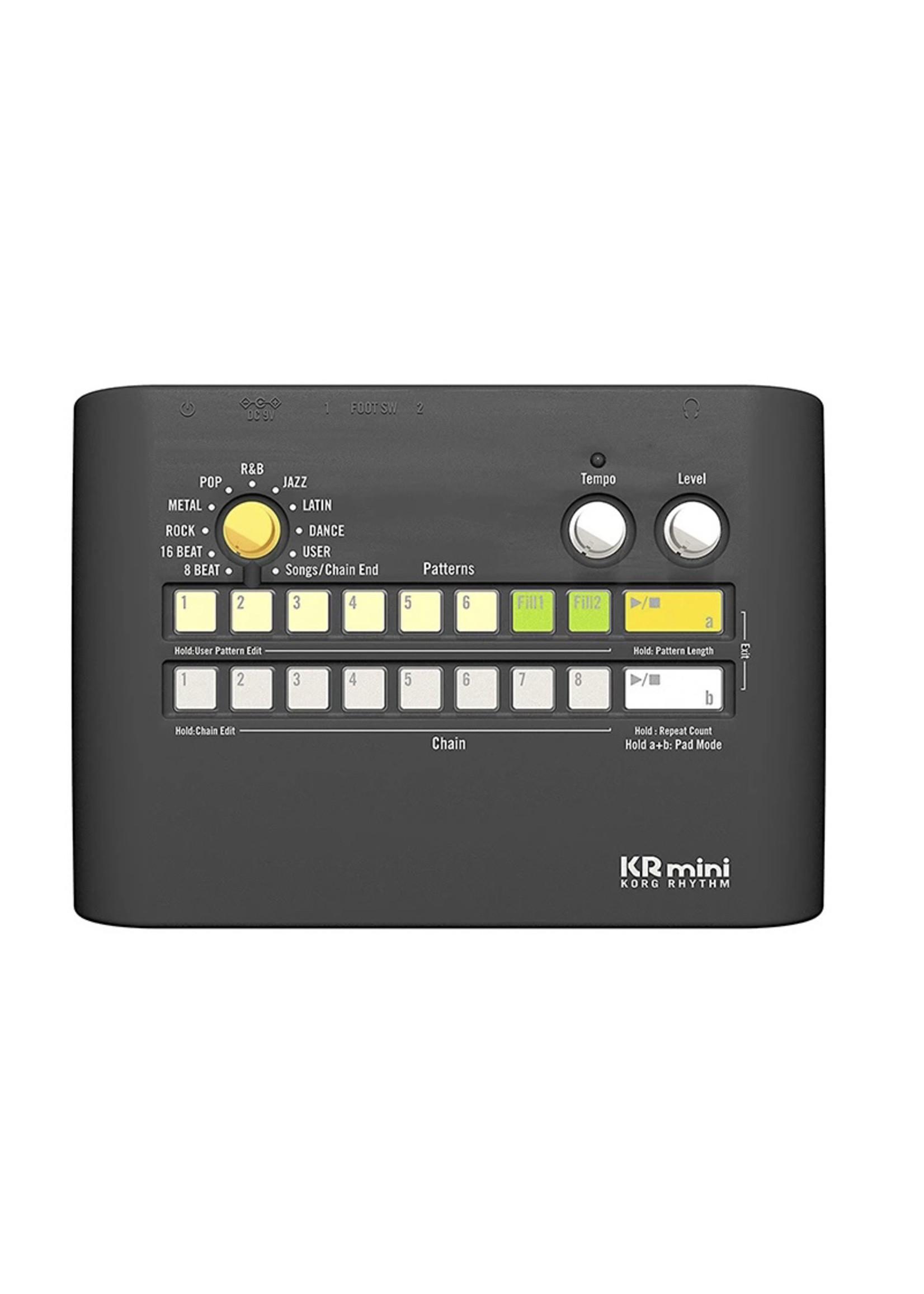 Korg Korg KR Mini Rhythm Machine