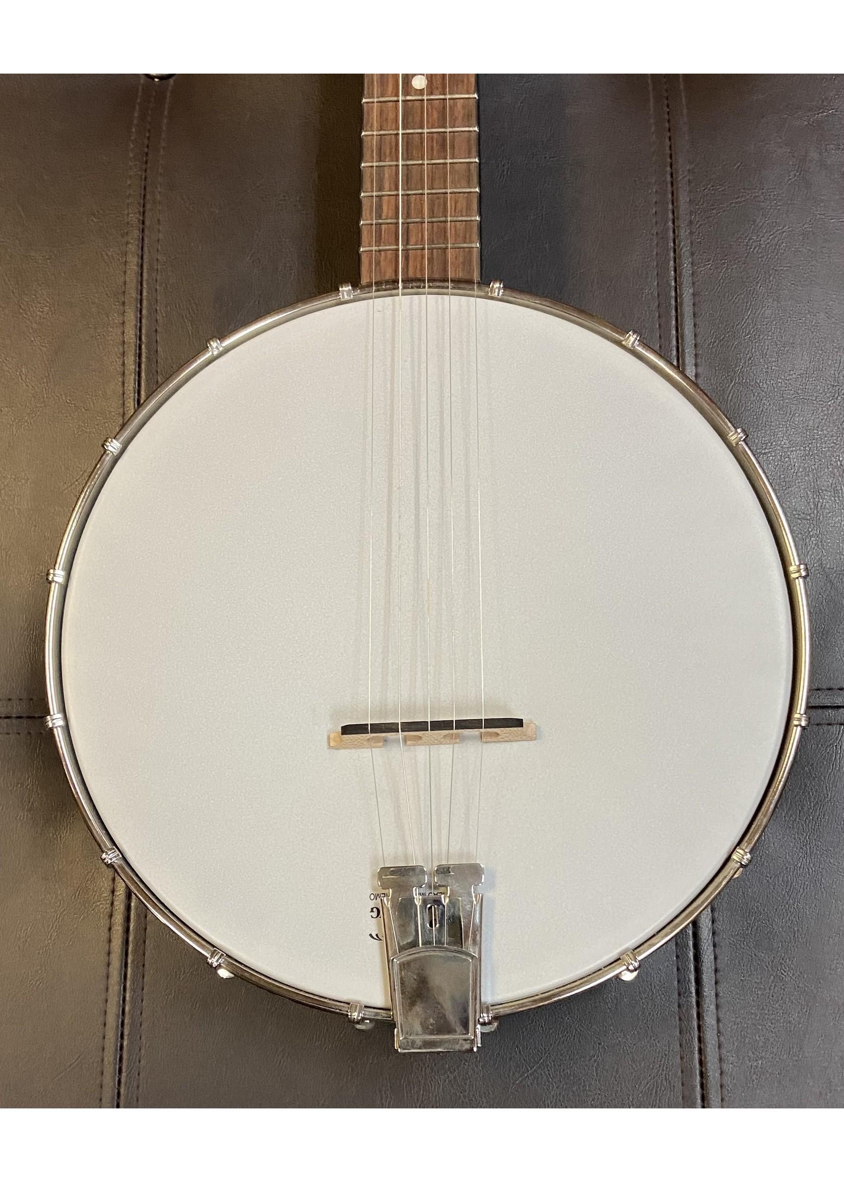 RECORDING KING Recording King Dirty '30s Open Back Banjo