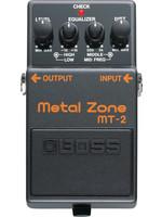 BOSS BOSS METAL ZONE MT-2