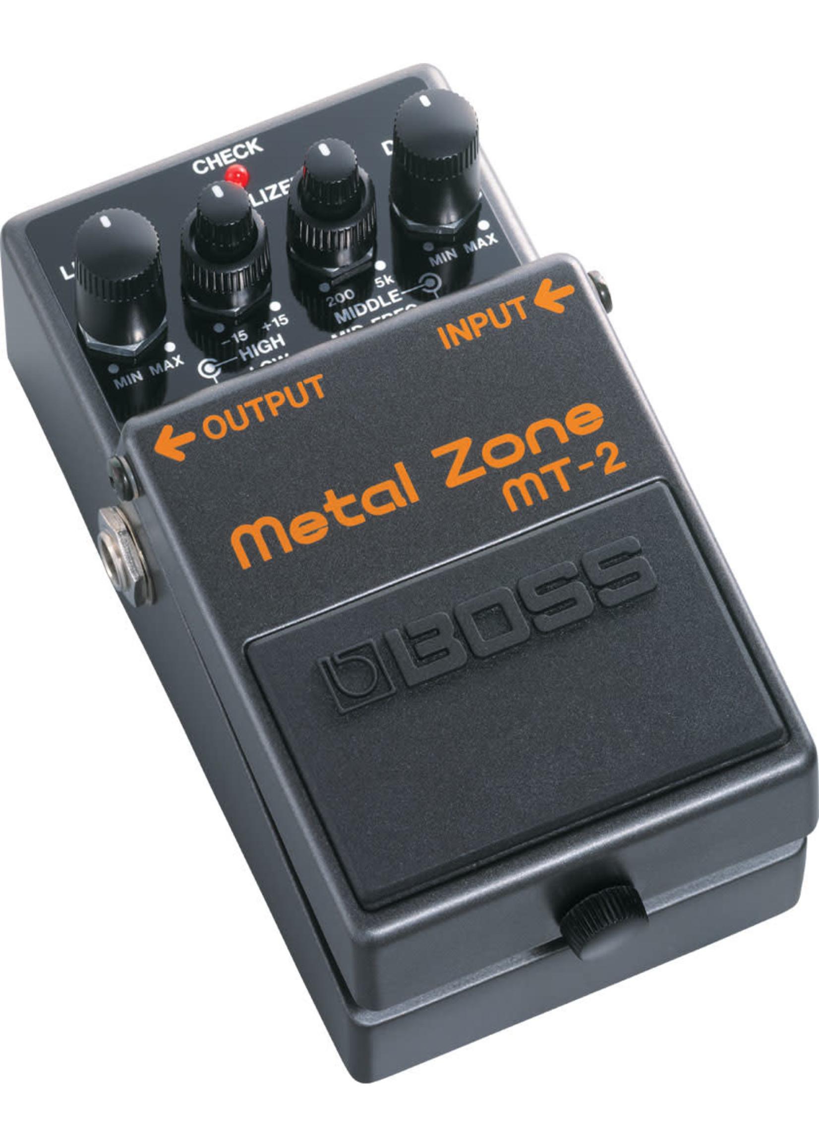 BOSS METAL ZONE
