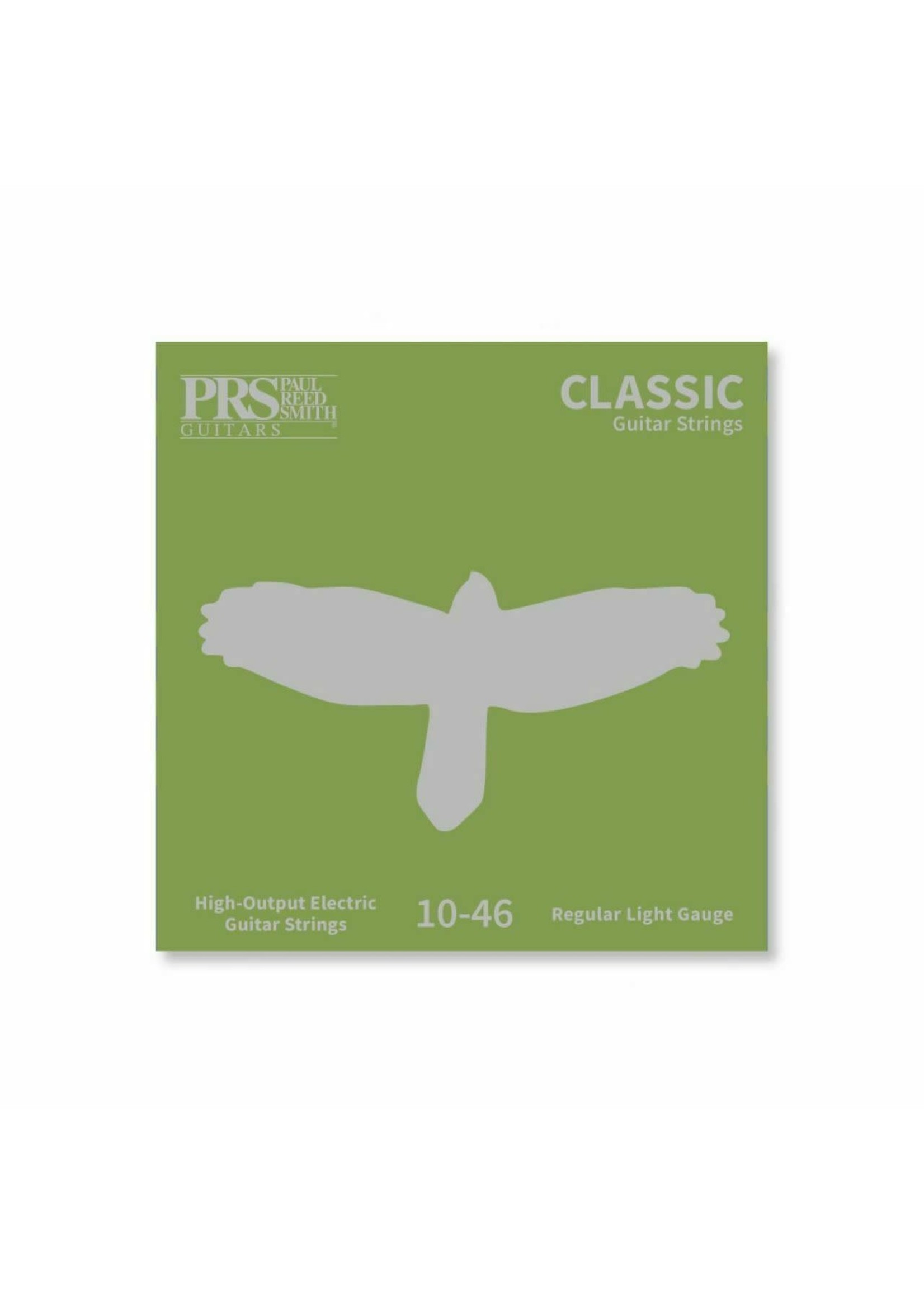Paul Reed Smith PRS CLASSIC ELECTRIC GUITAR STRING SET 10-46