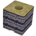 Grodan GRODAN GRO-BLOCKS DELTA 4X4X4'' single