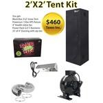 2x2 Tent Kits