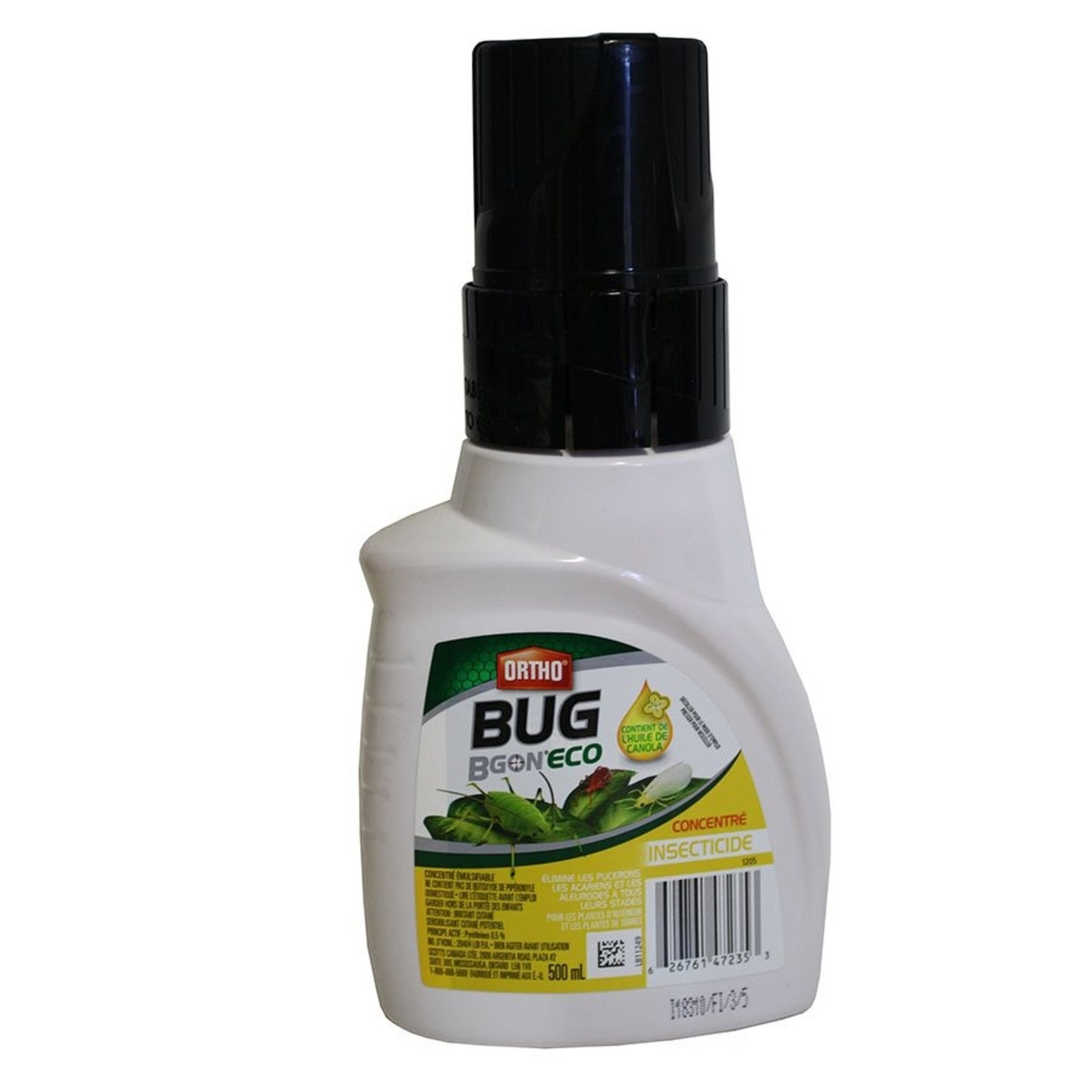 Scotts SCOTTS ECOSENSE BUG B GON CONCETRATE INSECTICIDE 500 ML (1)