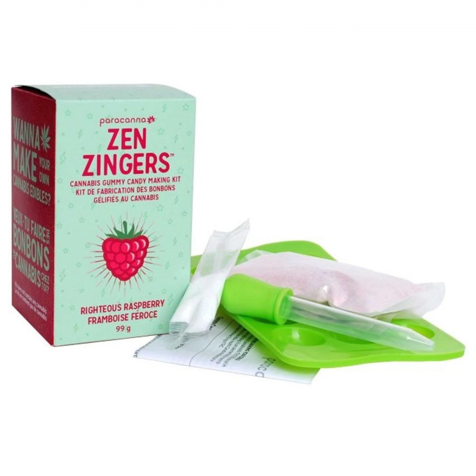 Zen Zingers ZEN ZINGERS GUMMY MAKING KIT
