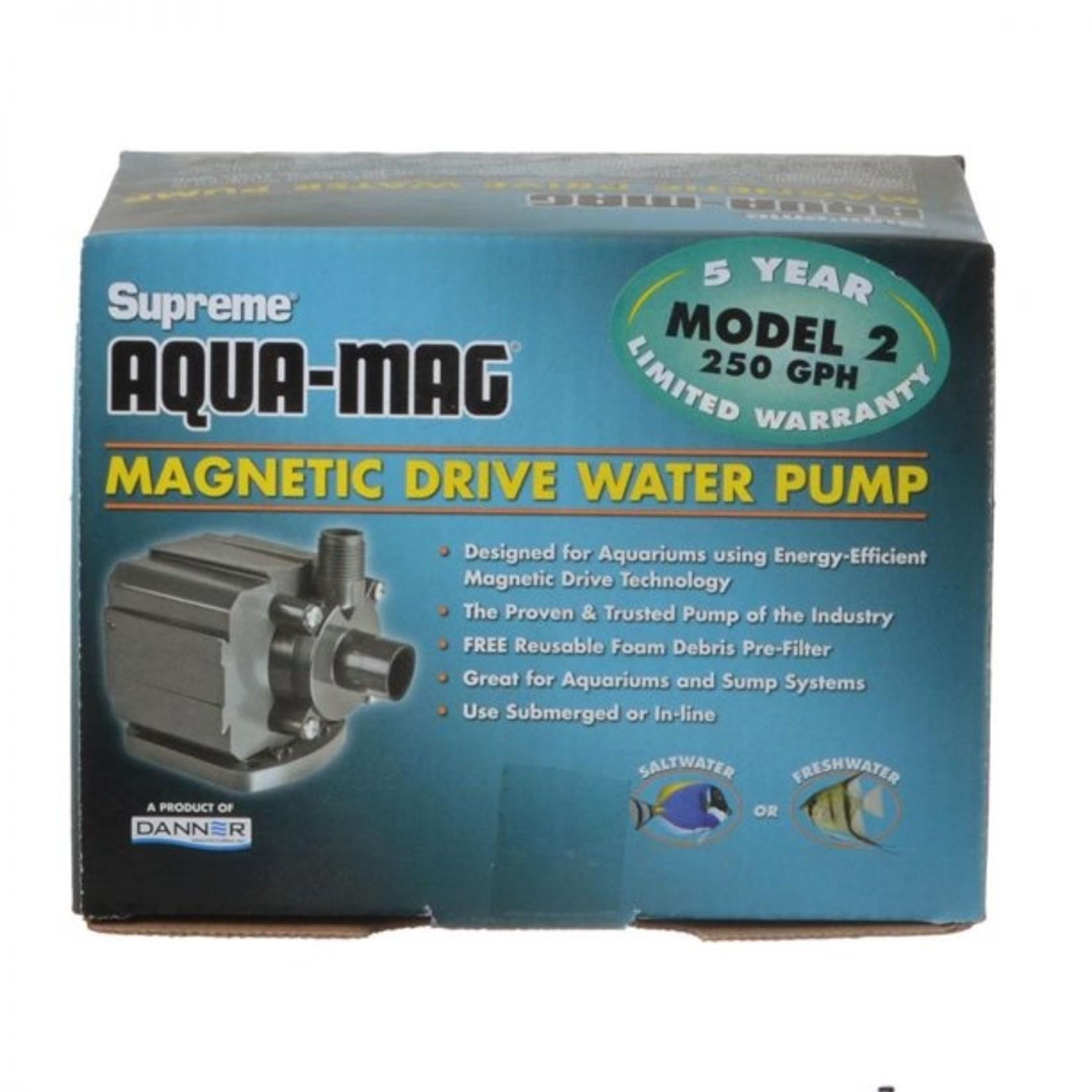 MAG DRIVE SUPREME CLASSIC 2 250 GPH PUMP