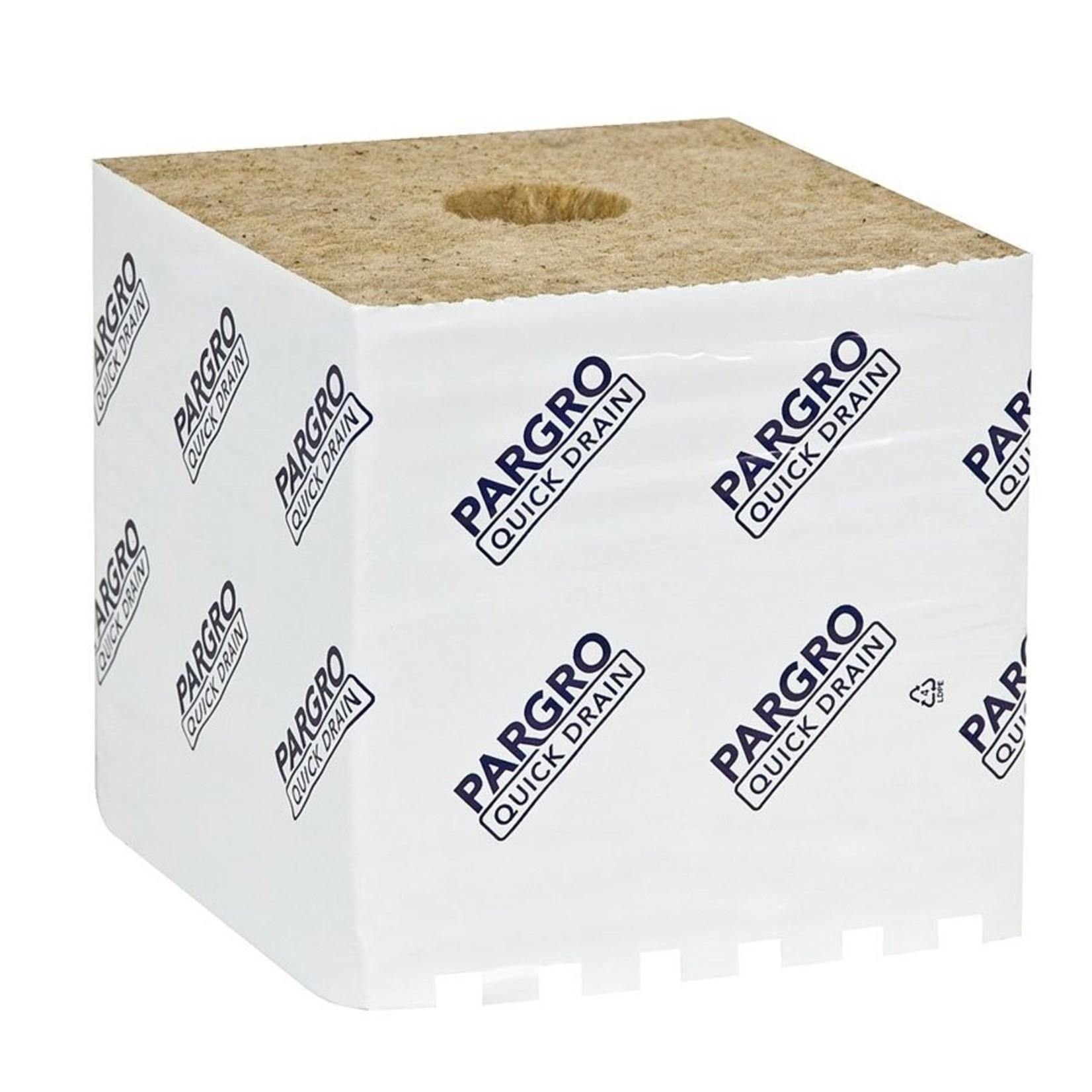 Pargro PARGRO QD BLOCKS 4''X4''X4 CASE (144)