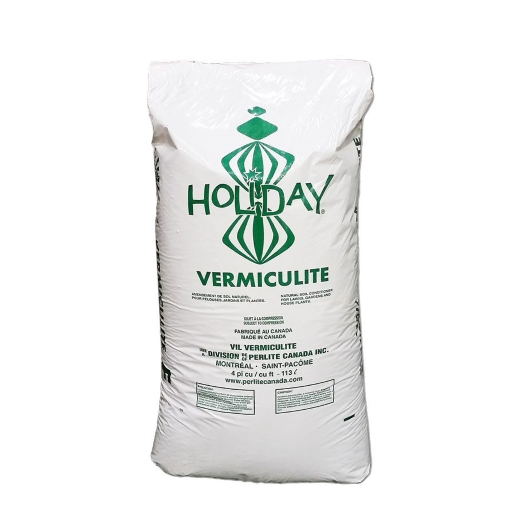 HOLIDAY VERMICULITE 112L