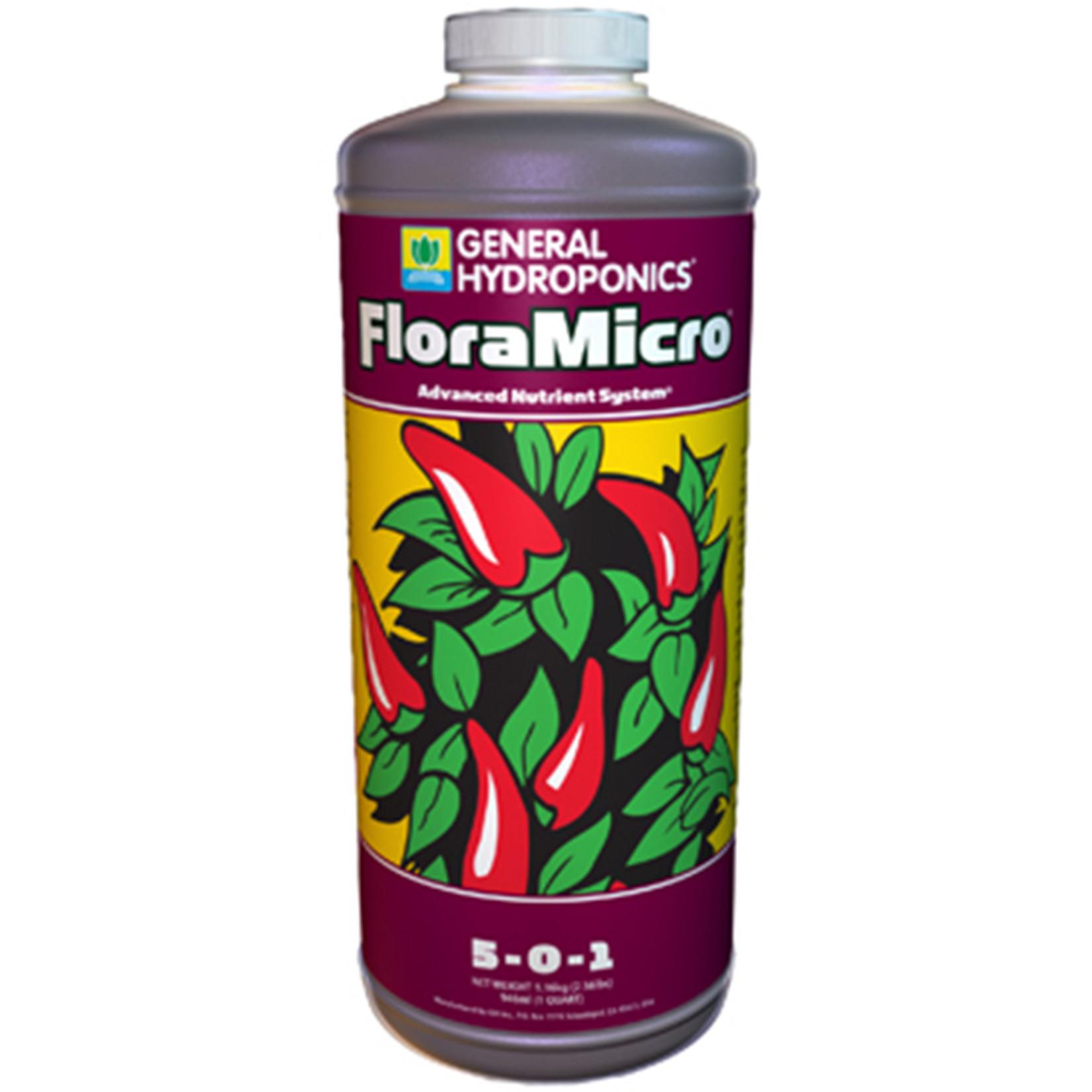 General Hydroponics GH FLORAMICRO