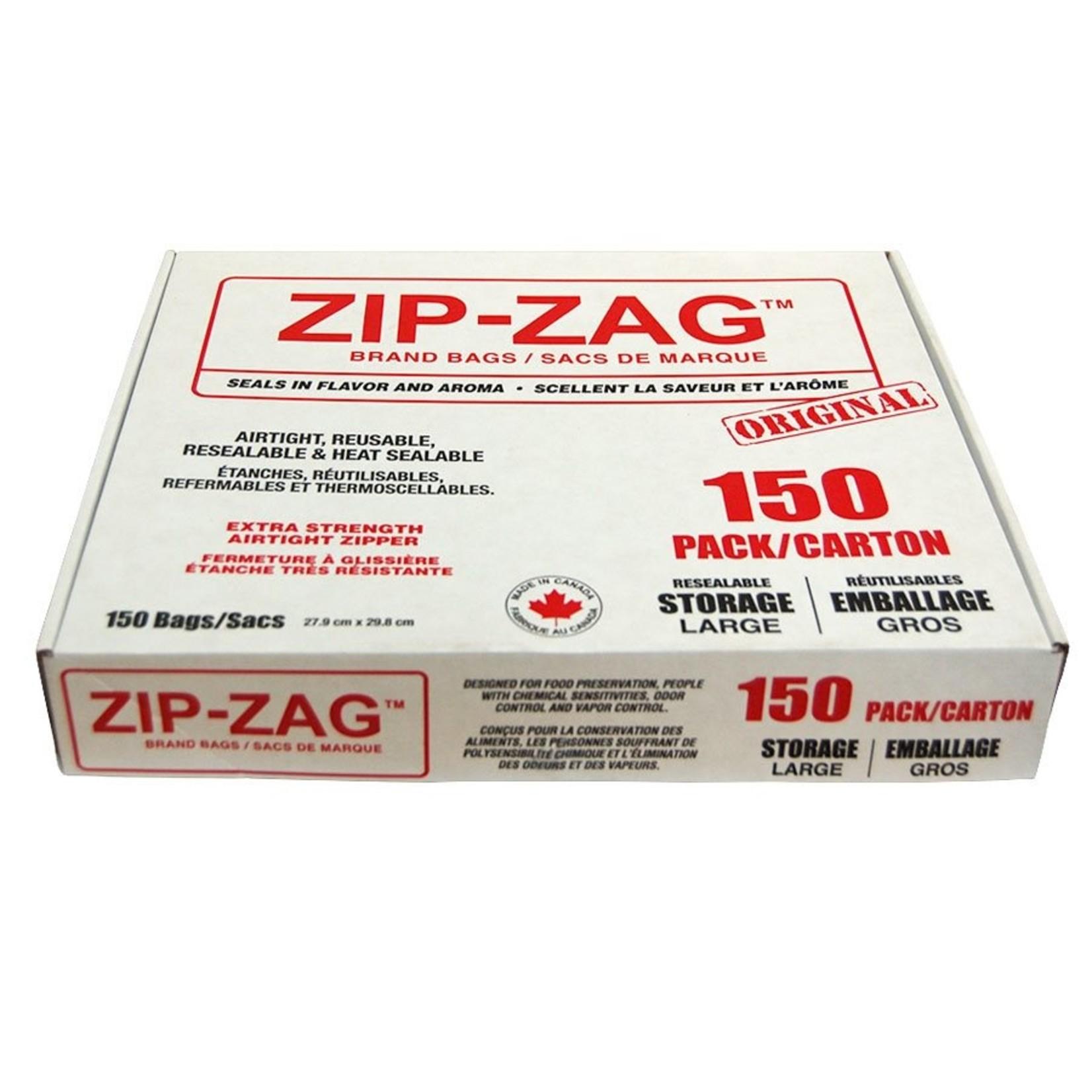 zip-zag ZIP-ZAG BAGS (150)