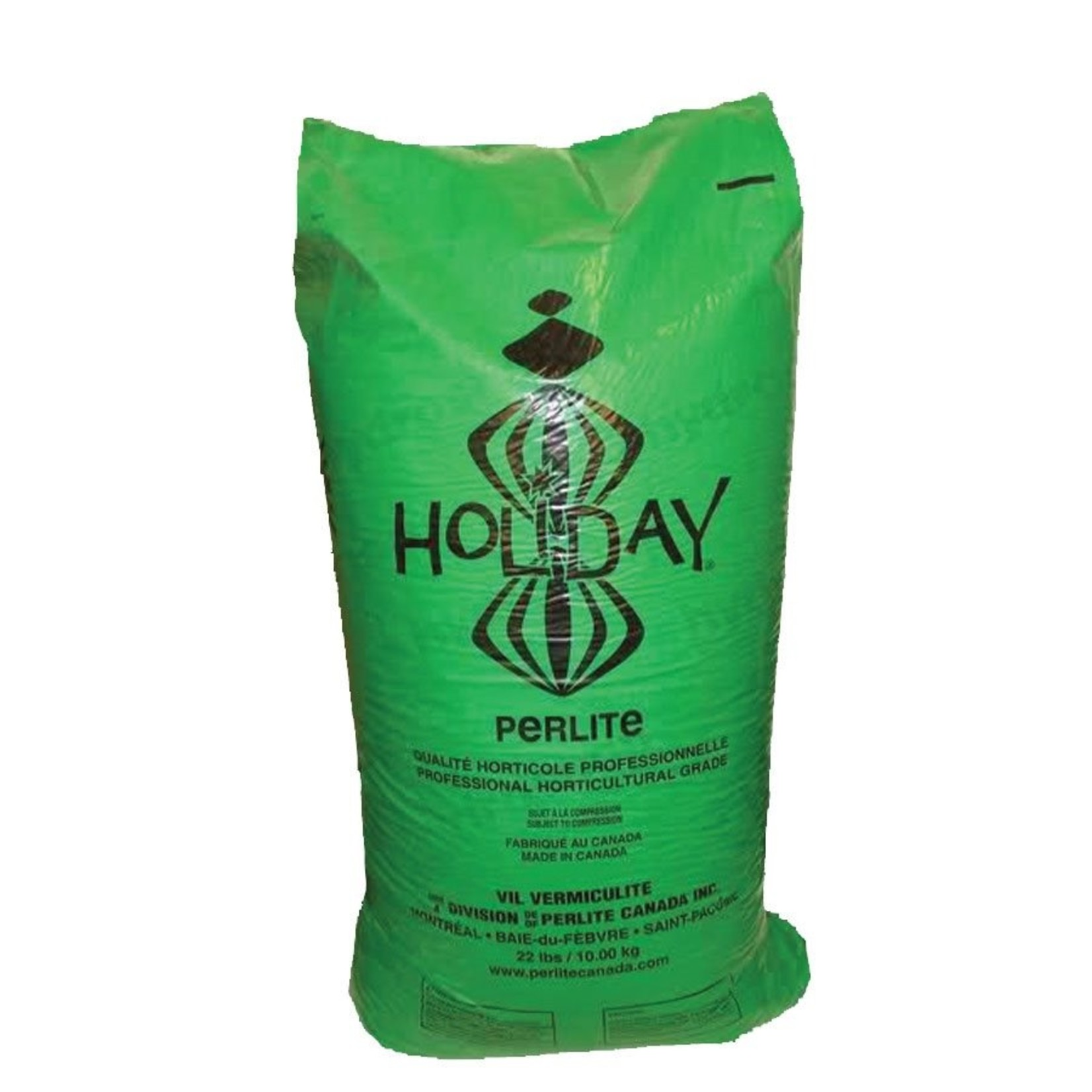 HOLIDAY PERLITE 112L