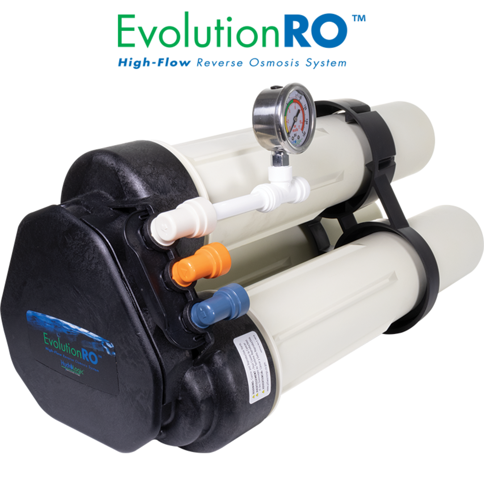 Hydrologic HYDROLOGIC EVOLUTION-RO1000 GREEN COCO CARBON / KDF FILTER