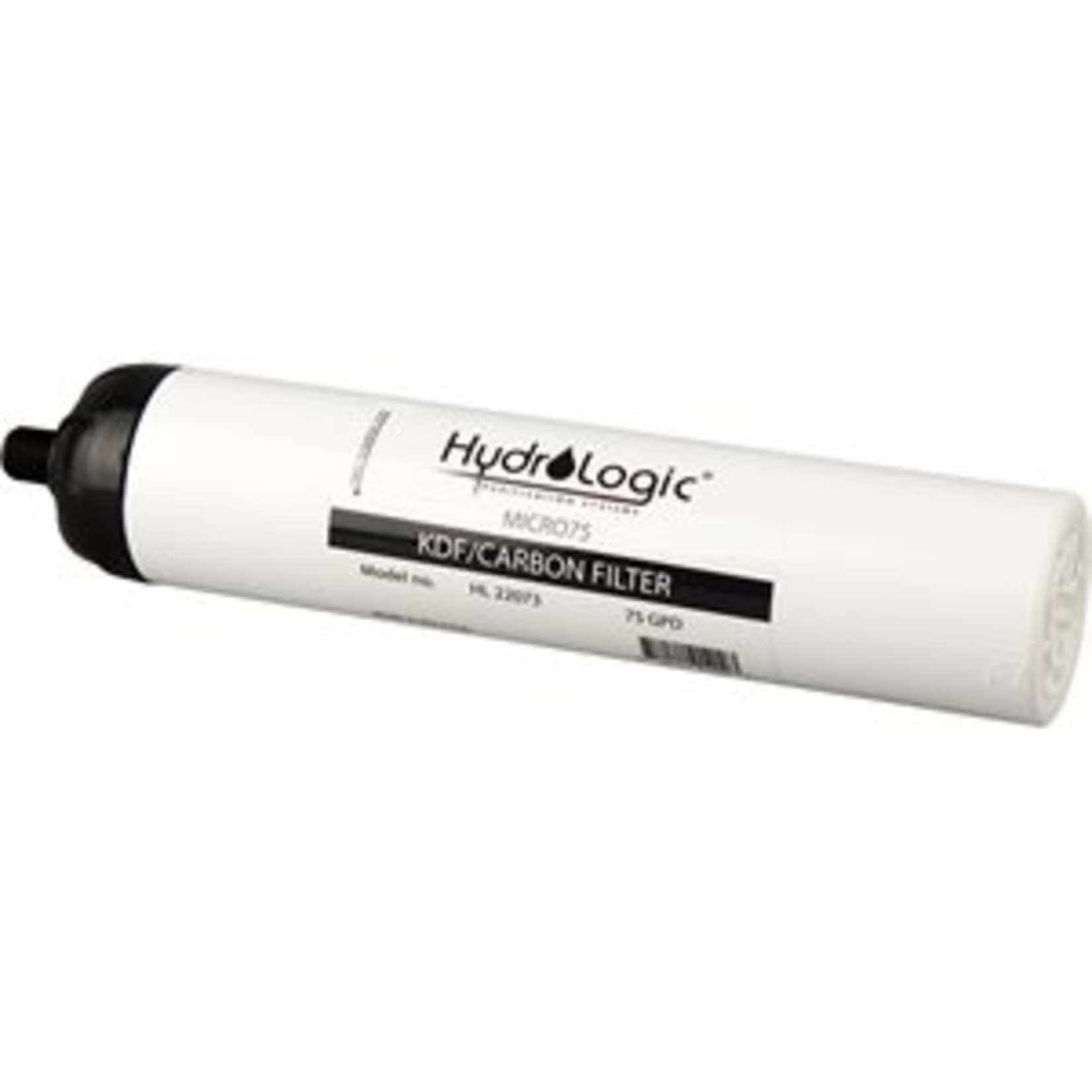 Hydrologic HYDROLOGIC MICRO75 KDF / GRANULATED CATALYTIC CARBON FILTER