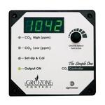 Grozone Controls GROZONE SC02 CO2 CONTROLLER 1 OUTPUT 0-5000 PPM