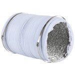 Can-Fan Can-Max White Vinyl Ducting 10 in x 25 ft