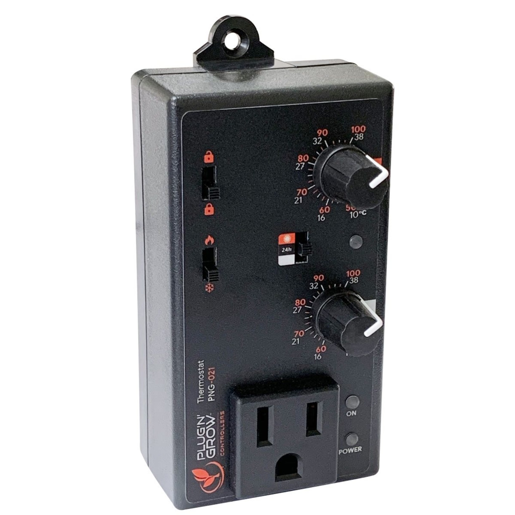 Plug n' Grow PNG IGS-021 Day / Night Temperature Controller