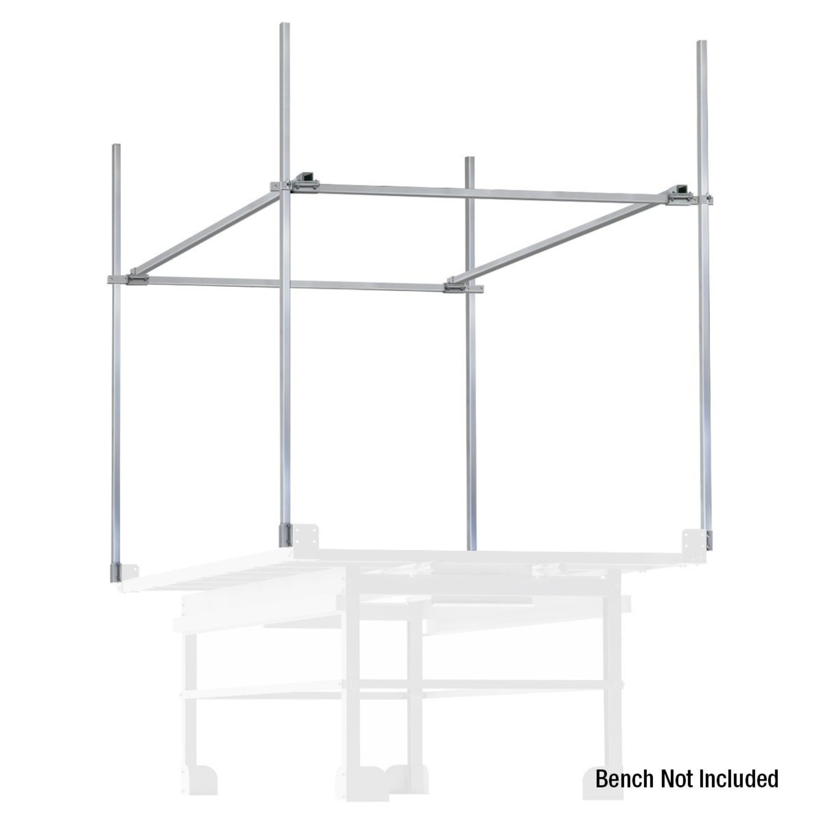 Trellis Netting Support System 4' x 8' for XTrays Bench
