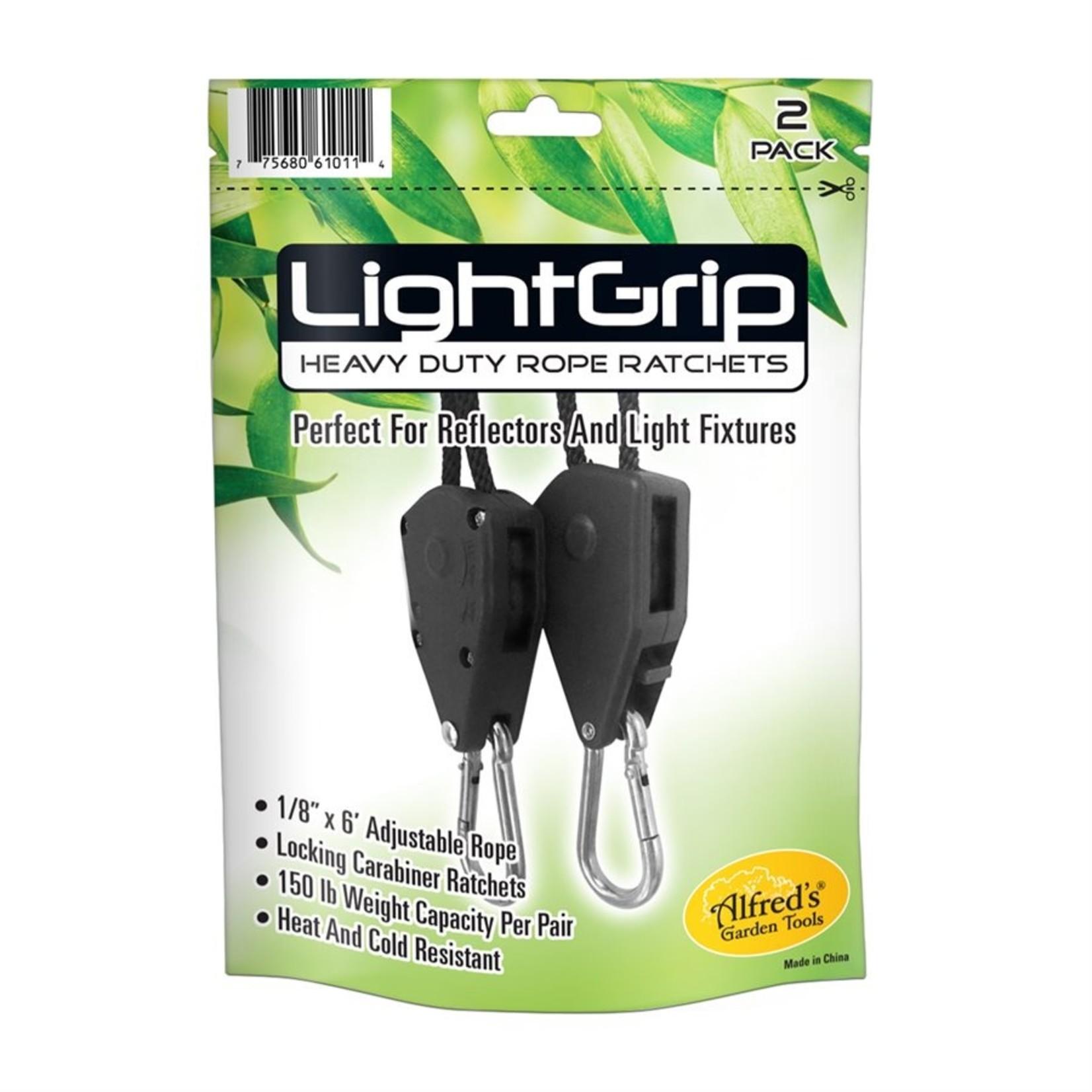 LightGrip Lighthanger 1 / 8'' (PAIR)