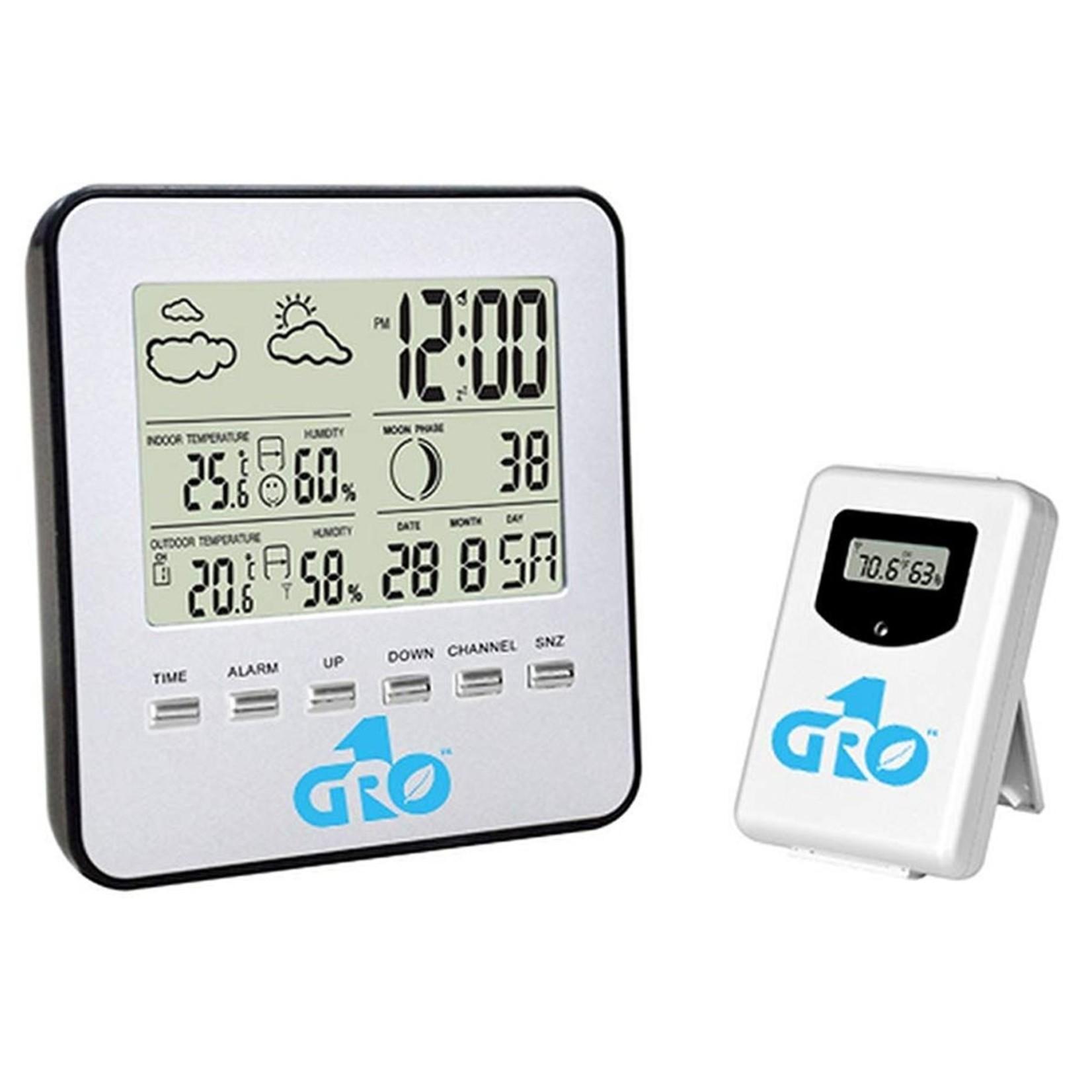 Gro1 Gro1 Wireless Weather Station & Sensor