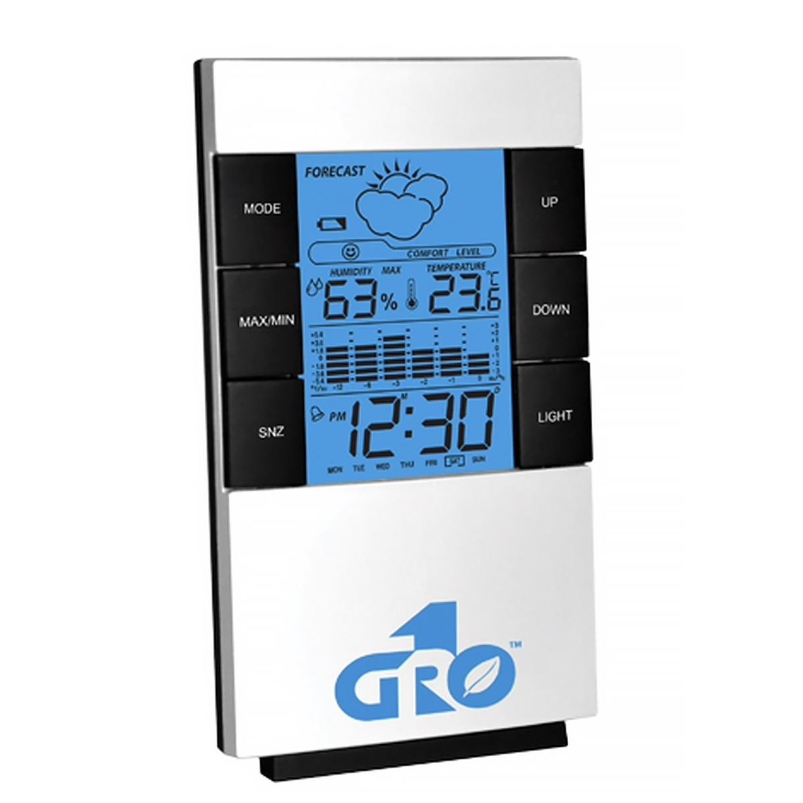 Gro1 Gro1 Digital Weather Station Non-Wireless